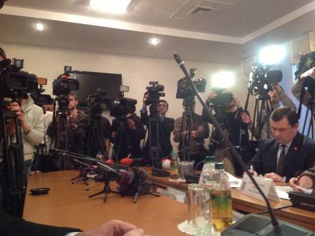 Долю Тимошенко вирішують під прицілами 15 камер. Фото Ірини Геращенко