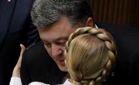 Определен лидер президентского рейтинга вгосударстве Украина