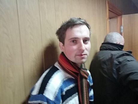 Олександр Кравцов станом на ранок пятниці. Фото