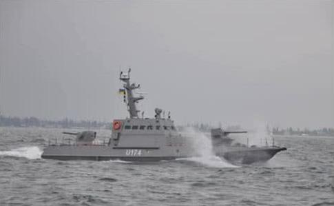 """США у четвер передадуть Україні 2 патрульні катери типу """"Айленд"""""""