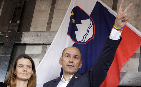 Напарламентских выборах вСловении победили правоцентристы