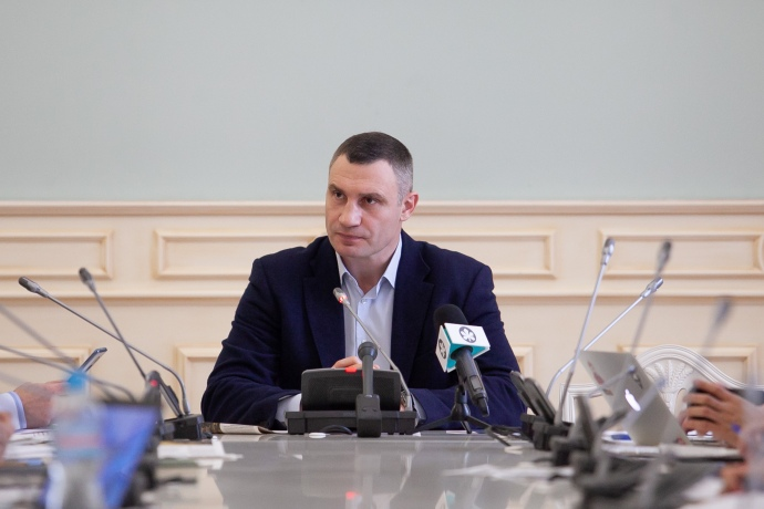 Віталій Кличко - єдиний, хто може спокійно дивитись у завтрашній день виборів