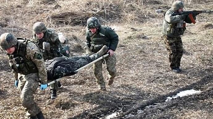 ООС: 14 обстрелов, есть погибший и травмированный | Украинская правда