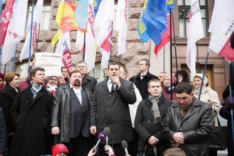 Лидерам оппозиции не до Киевсовета