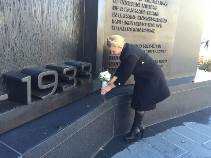 Тимошенко в Вашингтоне