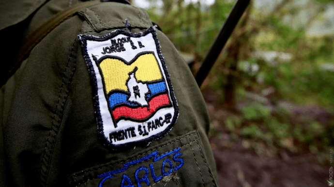 Повстанцы в Колумбии завербовали почти 20 тысяч детей | Украинская правда