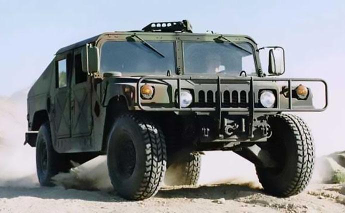 американские военные джипы
