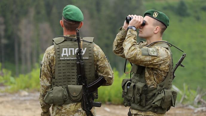Прикордонники порахували ''тонни зброї'' на кордоні з Білоруссю |  Українська правда