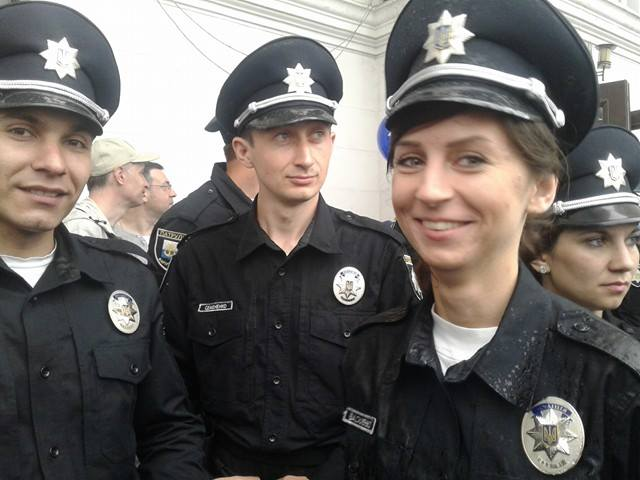 У Маріуполі з'явилася патрульна поліція