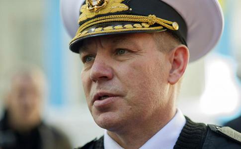 Руководство ВМС Украины изменило присяге впервые дни оккупации Крыма— Гайдук