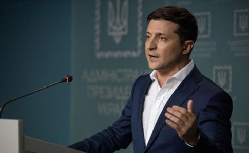 Зеленский просит участников акций не создавать картинку для росТВ
