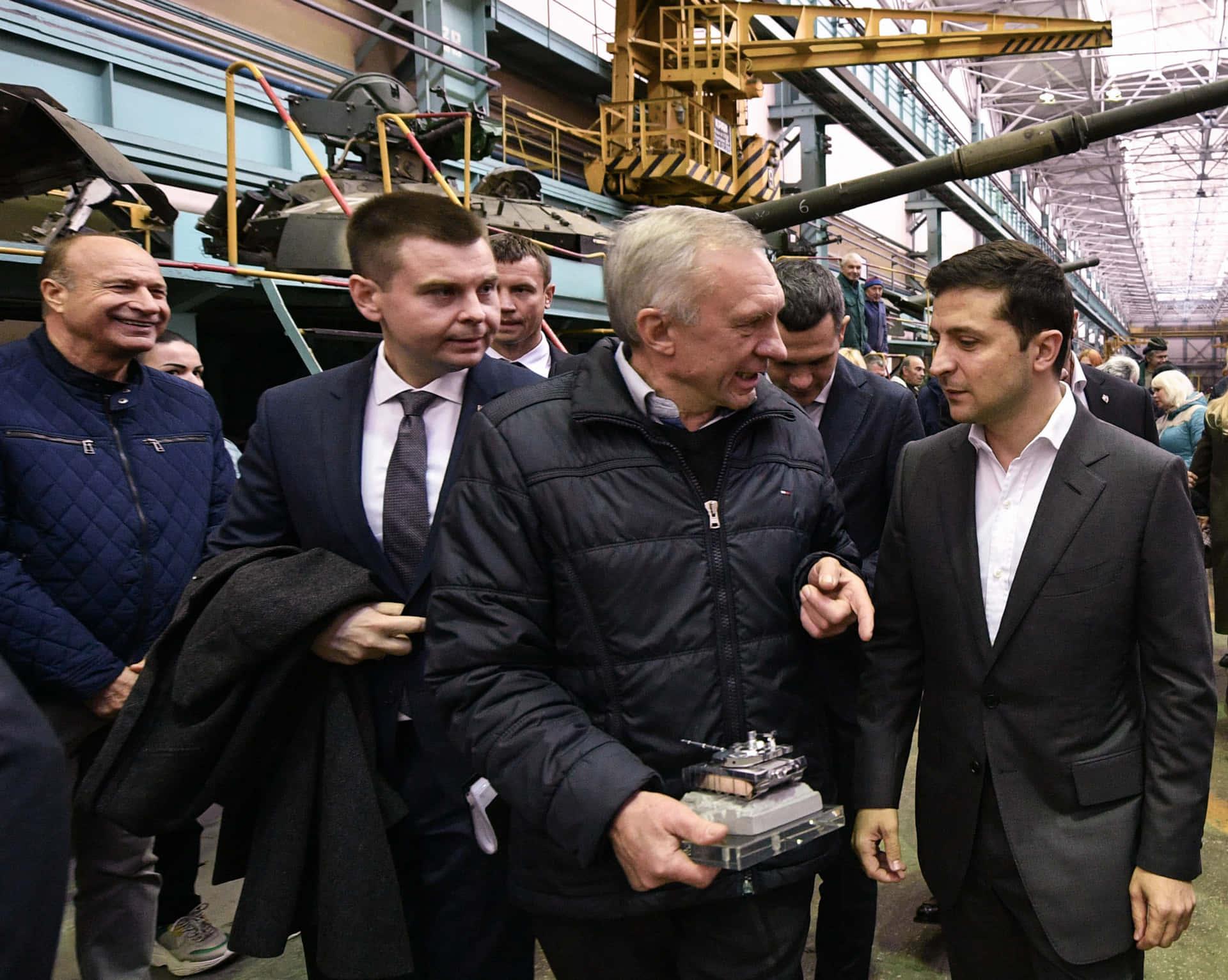 Робоча поїздка Президента України до Харківської області