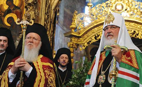 """Кирил заявив, що автокефалії української церкви """"не можна допустити"""""""
