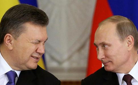Путин приказал охранять Януковича – Кремль | Украинская правда
