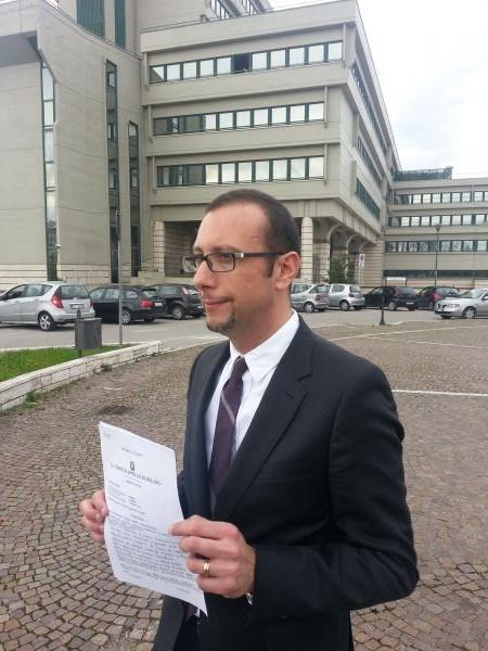 Адвокат Пєр-Франческо Скаркіллі