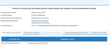 Скриншот с сайта ВР. Для увеличения нажмите на картинку