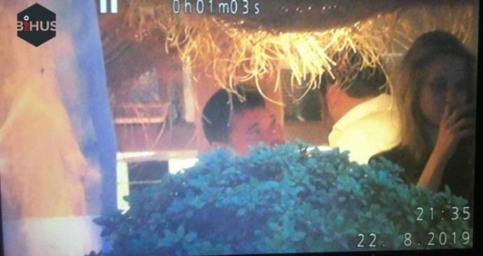Богдан і Вавриш були присутні на весіллі Андрія Довбенка, яке той три дні святкував у Франції