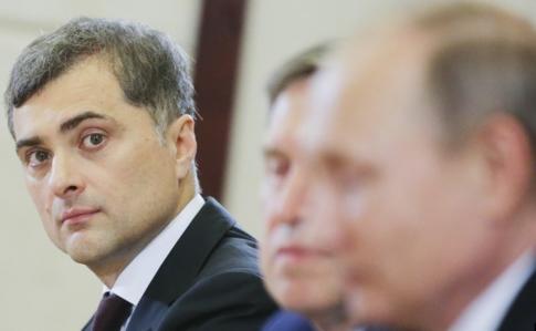 Путін офіційно звільнив Суркова
