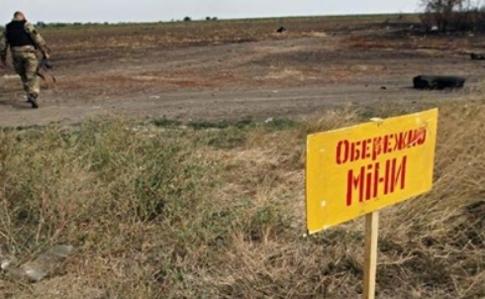 У зоні АТО на власних мінах підірвалися двоє бойовиків - громадян РФ