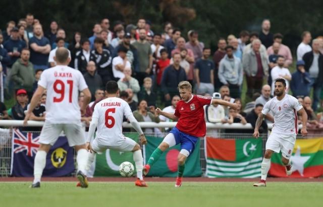 Футбольна команда зі Закарпаття перемогла на сепаратистському чемпіонаті світу