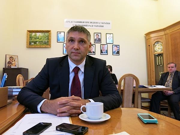 Юрій Мирошніченко, фото УП