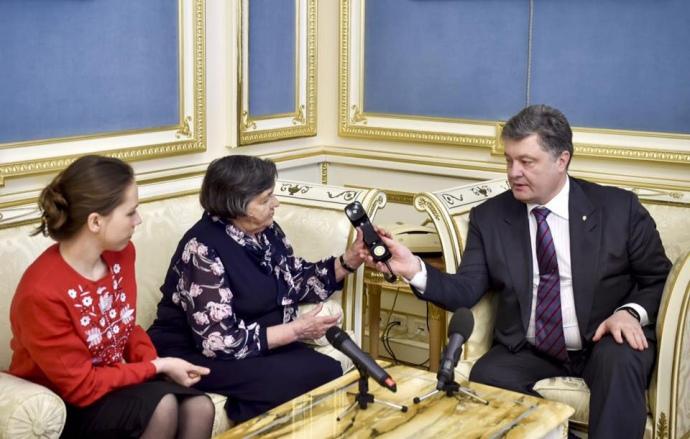 Разговор с Савченко