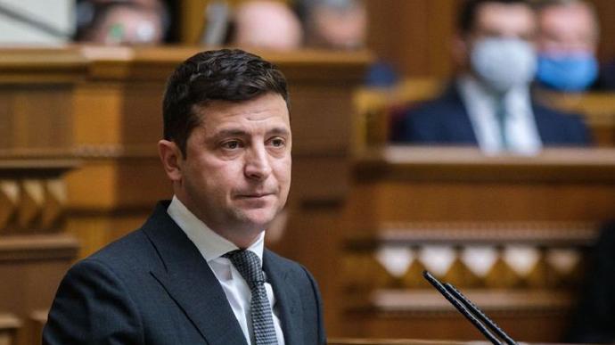 Цинік, актор і піарник: у Раді розкритикували послання Зеленського |  Українська правда