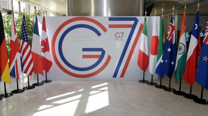 Британія очолила групу послів країн G7 з підтримки України
