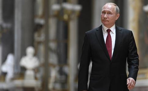 Путін переміг навиборах президента Росії