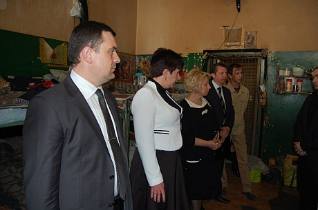 Лутковская и Герман в СИЗО
