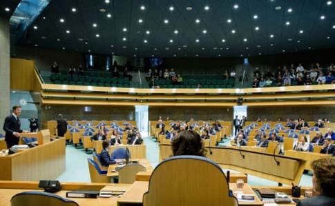Парламент Нідерландів скасував закон про референдум, який блокував асоціацію України