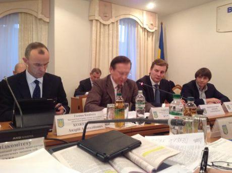 Депутати засіли за проект по Тимошенко - Кожем`якін, Журавський