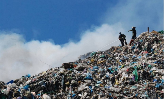 У рамках розслідування трагедії на сміттєзвалищі, на глибині понад десять метрів не виявили жодних слідів перешаровування землею