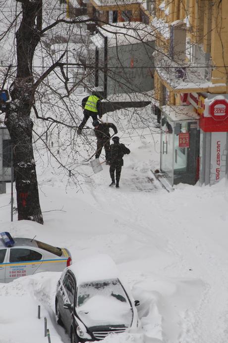 Шота Руставелі. Фото Оксани Коваленко, УП