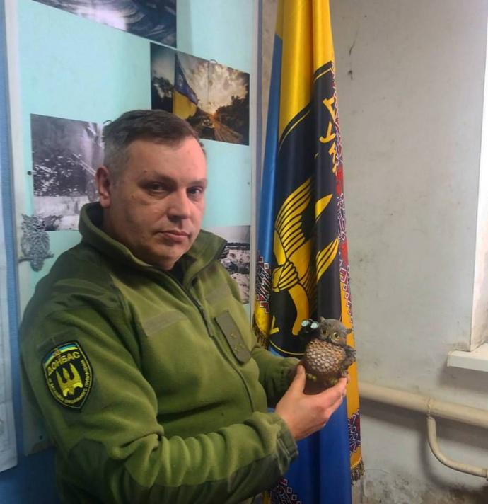 Командир 46-го батальйону спецпризначення ЗСУ