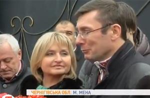 Луценко обещает не мстить, но надеется, что Кузьмин и Янукович ответят