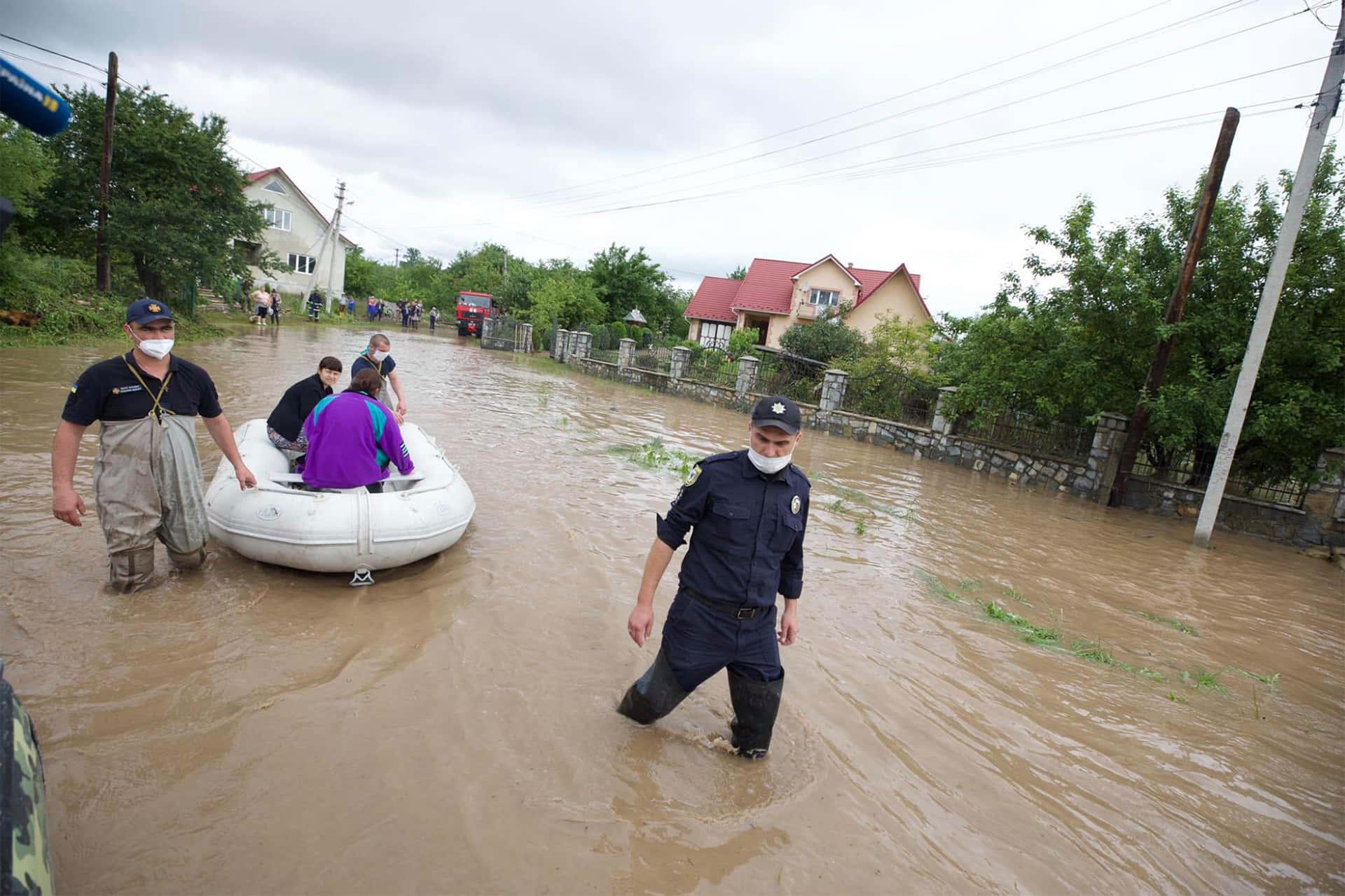 Івано-Франківщина, червень 2020