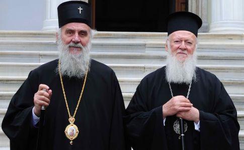 Патриарх Кирилл не достиг  отВарфоломея отказа от представления  автокефалии украинской церкви