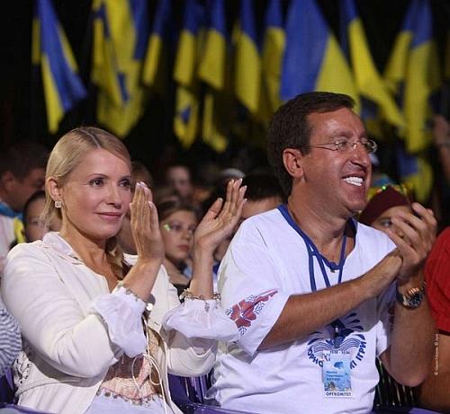 Баграєв організував Тимошенко вже не одне свято. А тепер організував співаків