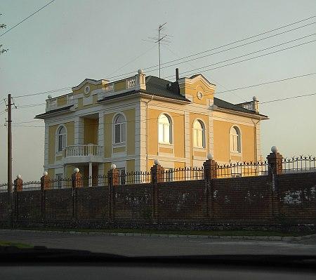 Хатинка Івченка в Безрадичах. Фото УП