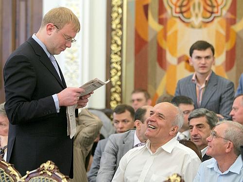 Ющенко подчеркнул что политический